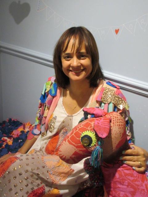 『Juana de Arco』デザイナー マリアナ・コルテスさん